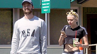 Miley Cyrus, Patrick Schwarzenegger Step Out in L.A. After Reconciling, Source Says