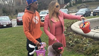 Mariah Carey Reunites With Nick Cannon to Spend Easter With Their Twins Moroccan and Monroe: See the Cute Family Pic!