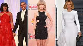 Easter 2015: The Obamas, Taylor Swift, Beyonce, More Top Hollywood Celebs Celebrate -- Pics!