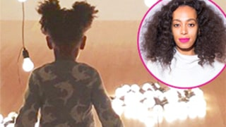 Solange Takes Niece Blue Ivy to Museum, Shares Sweet Family Photos
