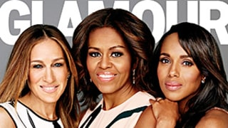 Sarah Jessica Parker, Michelle Obama, Kerry Washington Join Forces for Gorgeous Glamour Magazine Cover