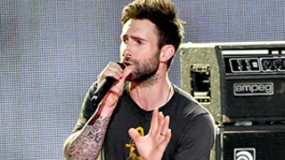 Adam Levine Attacked By Female Fan During Maroon 5 Concert: Watch