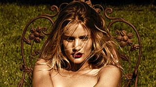 Rosie Huntington-Whiteley Goes Totally Nude in Daring Shoot for Violet Grey: See the Steamy Photos!