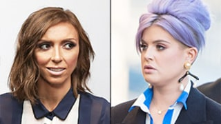 Giuliana Rancic: I Haven't Spoken to Kelly Osbourne Since Fashion Police Fallout