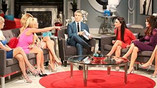 Real Housewives of Beverly Hills Reunion: Kim Richards Makes Kyle Richards Cry -- Find Out Why!