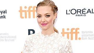 Amanda Seyfried Plays Flight Attendant During Trip to L.A., Serves Snacks on Flight