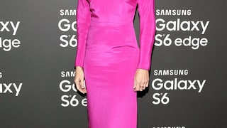 Hilary Swank: Samsung Galaxy S 6 Launch in NYC