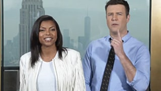 Taraji P. Henson Channels Cookie Lyon for Saturday Night Live Promos: Watch!