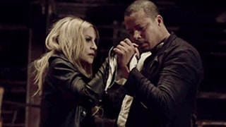 Madonna Tangoes With Terrence Howard in Weird, Apocalyptic