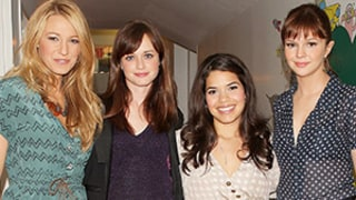 Blake Lively Crowns Amber Tamblyn, America Ferrera, and Alexis Bledel as Baby James' Godmothers!