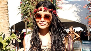 Vanessa Hudgens Dishes Out Her Best Tips for Rocking Coachella