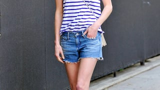 Kate Bosworth's Striped Tee