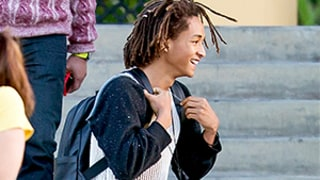 Jaden Smith Wears a Dress, Jokes About