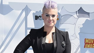 Kelly Osbourne Has First Red Carpet Gig at MTV Movie Awards 2015 Since Exiting E!: