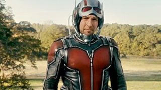 Ant-Man Trailer Starring Paul Rudd Proves Good Things Come in Tiny Packages