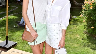 Rosie Huntington-Whiteley and Kate Bosworth