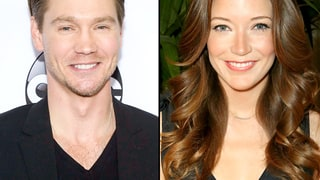 Chad Michael Murray & Sarah Roemer
