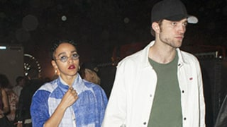 Robert Pattinson, Fiancee FKA Twigs Hang at Coachella With Katy Perry: Photos, Details