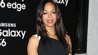 Zoe Saldana Details Post-Baby Body Struggle in Transparent Facebook Post: