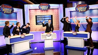 Avengers Cast Plays Priceless Game of Family Feud on Jimmy Kimmel Live: Watch!