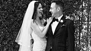 David Arquette Marries Fiancee Christina McLarty -- See Their Gorgeous Wedding Photo!