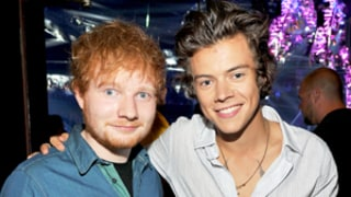 Ed Sheeran Says Harry Styles Is Well-Endowed, One Directioner Leaked His Own Nude Photo