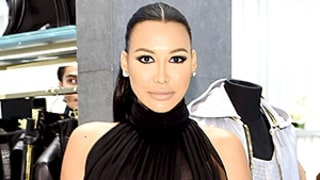 Pregnant Naya Rivera's Baby Bump Makes Its Red Carpet Debut in Black Goddess Gown: See the Photos!