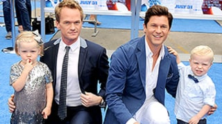 Neil Patrick Harris and David Burtka's 4-Year-Old Kids Are Serious Foodies
