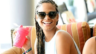 Celeb Sightings: Christina Milian Turned Up For Brunch at Coachella