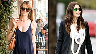 Jaime King, Jessica Biel Wear Same $258 Maternity Onesie: Who Wore It Best?