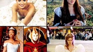 Famous Film Princesses