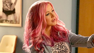 Christina Aguilera Steals the Show on Nashville: Watch Her Get Country!