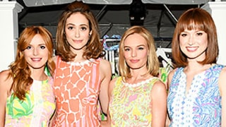 Lilly Pulitzer for Target Is Coming! See How Emmy Rossum, Kate Bosworth, More Styled the Beach-Ready Pieces