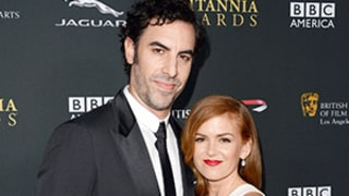 Isla Fisher, Sacha Baron Cohen Welcome First Son — Find Out His Name!