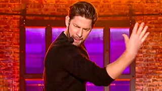 John Krasinski Channels Justin Timberlake on Lip Sync Battle: Watch the Hilarious Clip