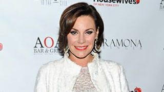 LuAnn de Lesseps Is So Cool, Dishes About RHONY Drama Queens Bethenny Frankel and Ramona Singer: Watch!