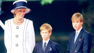 Princess Diana's Will Revealed: See What She Left Princes William and Harry