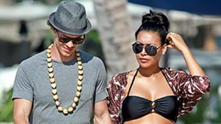 Naya Rivera Shows Off Her Baby Bump in a Black Bikini During Hawaiian Vacation: See Pics of the Mommy-to-Be!