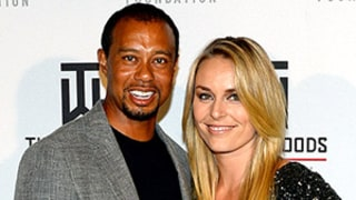 Lindsey Vonn Knows Just How Good of a Girlfriend She Is to Tiger Woods: Watch