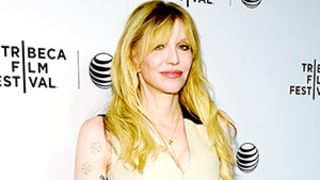 Courtney Love Gets Emotional at Kurt Cobain Documentary Montage of Heck Event