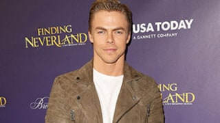 Derek Hough Skipping Dancing With the Stars 10th Anniversary Special Due to Foot Injury