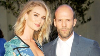 Rosie Huntington-Whiteley: Boyfriend Jason Statham Is My