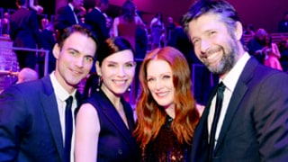 Julianne Moore, Julianna Margulies Show Off Hot Husbands at Time 100 Gala: Who's Hotter?