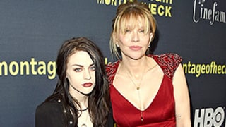 Courtney Love, Daughter Frances Bean Cobain Hit the Red Carpet: See Their Mother-Daughter Style