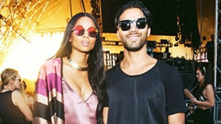 Celeb Sightings: Ciara Surprises Fans At Coachella with DJ R3hab