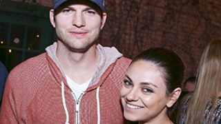 Mila Kunis Mocks Chicken Stealing Lawsuit in Ashton Kutcher Video: