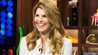 Lori Loughlin Reenacts Full House Scene With Jerry O'Connell and Andy Cohen, Talks Reboot