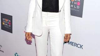 Freida Pinto: Women in World Summit in New York City
