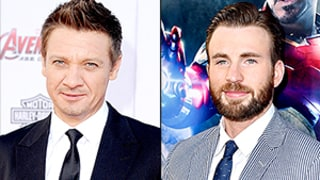 Jeremy Renner, Chris Evans Apologize for