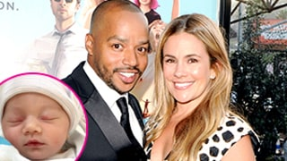 CaCee Cobb Welcomes Baby Girl Wilder Frances With Donald Faison: First Photo!